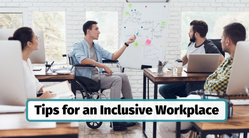 Making your workplace more inclusive