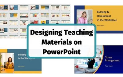 7 Tips on How to Design Teaching Materials on PowerPoint for Employee Training