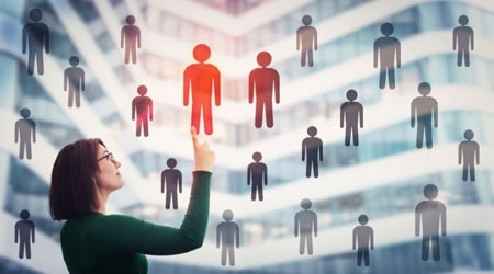Starting a career in human resources