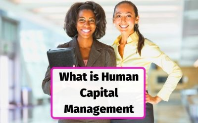 What Is Human Capital Management