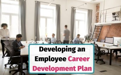 How to Create an Employee Career Development Path, Plan, or Strategy