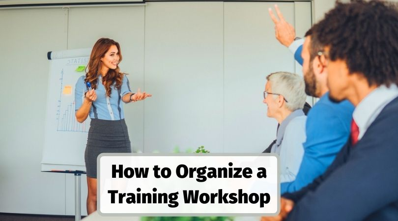 How to organize a training workshop
