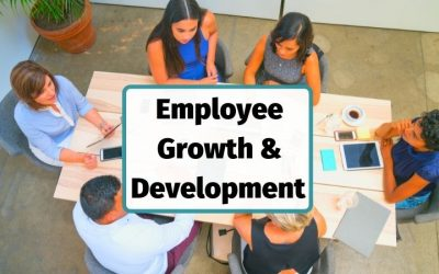 10 Ways To Help Employee Growth and Improve their Development and Skills Set